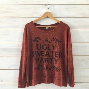 One Clothing Ugly Sweater Party Sweater